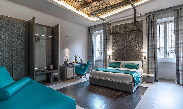 Hotel Barberini Luxury Bed Breakfast Rome
